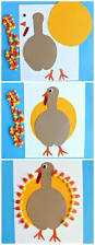 Easy Thanksgiving Projects For Kids 25 Best Turkey Craft Ideas On Pinterest Diy Turkey Crafts
