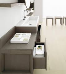 Bathroom Furnitures The Fontane Solid Ash Wood Bathroom Furniture From Ca D Oro