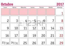 imagenes calendario octubre 2015 para imprimir calendario octubre imágenes de archivo vectores calendario octubre