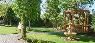 outdoor wedding venues az garden wedding venues in az garden tuscana