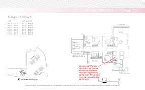 part 1 feng shui of the triling clementi singapore property under symbolism in feng shui best to avoid placing a microwave oven or toaster sharing the same wall if a bed head is placed as shown in bedroom 4 of