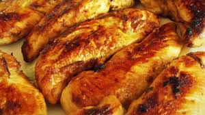 cuisiner aiguillette de poulet aiguillettes de poulet marine au citron vert recette par mes