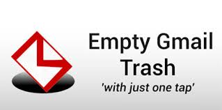 empty trash on android empty gmail trash egt app works like a charm