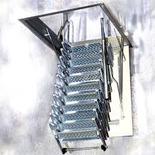 marvelous retractable stairs design about home renovation ideas
