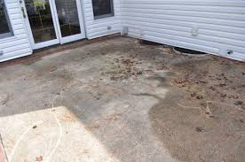 How Thick For Concrete Patio How To Build A Concrete Patio With Bluestone Inlay Complete Guide