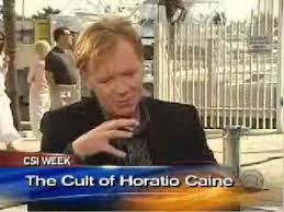 Horatio Caine Meme - horatio caine impressions done by the cast of csi miami youtube