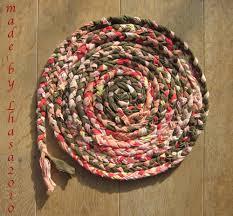 Braided Rug Handmade Braided Rug By Lhasa2010 On Deviantart