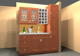 home bar cabinet designs a six feet bar area with ikea kitchen cabinets