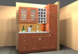 Kitchen Cabinets Ikea A Six Feet Bar Area With Ikea Kitchen Cabinets