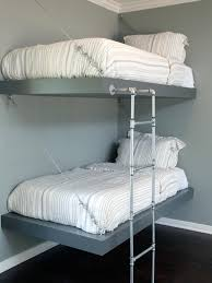 Industrial Bunk Beds Custom Bunk Beds With Industrial Look A Change Of Space