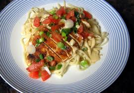Cajun Home Decor by Grilled Chicken With Cajun Cream Sauce And Linguine Recipe