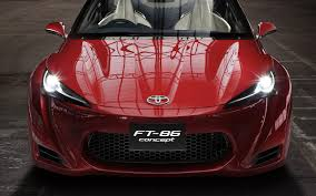 toyota desktop site picture gallery of the new toyota ft86 desktop wallpapers