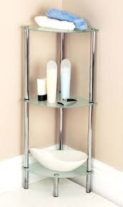 Bathroom Corner Shelving Unit Brilliant Bathroom Corner Storage Units On Bathroom Throughout 53