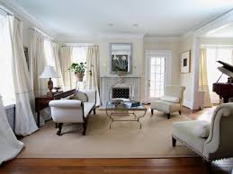 White Living Room Rug by Glamorous White Living Room Susan Jamieson Hgtv