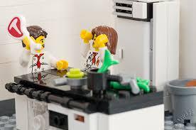 lego kitchen foolish lego comic and toy photography