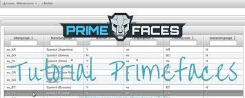 tutorial java primefaces primefaces crud con netbeans desarrollando el proyecto