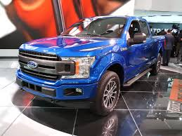 revised 2018 ford f 150 shows up smarter safer and more capable