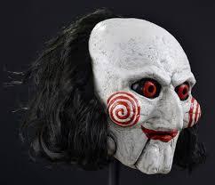 Saw Mask Saw Billy Puppet Jigsaw Mask By Trick Or Treat Studios