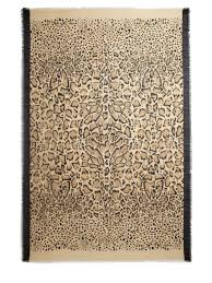 leopard area rug gucci leopard print silk u0026 cashmere stole lyst