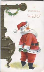 195 best old fashioned christmas cards stoves images on