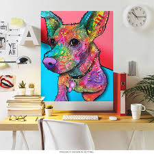 jack the puppy dog dean russo wall decal pop art wall decor zoom