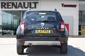 duster dacia used 2017 dacia duster laureate 1 5 dci 4x2 for sale in essex