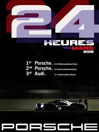 porsche poster world endurance championship u2013 alternative race posters james