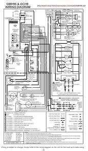 wiring diagram for goodman furnace u2013 the wiring diagram