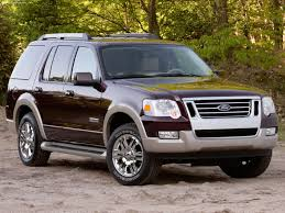 ford explorer 2006 pictures information u0026 specs