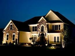 House Landscape Lighting Outdoor Patio Landscape Lighting San Antonio Landscaping