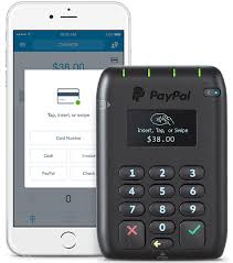 Credit Card Signs For Businesses Paypal Here Credit Card Reader Point Of Sale And Mobile Credit