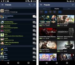 steam android steam apk version 2 3 1 valvesoftware android
