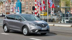 renault espace 2017 renault espace autonomous drive demonstrators showcased in amsterdam
