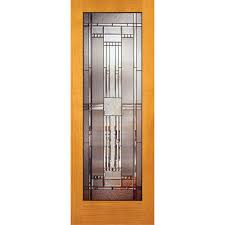 builder u0027s choice 24 in x 80 in 6 panel clear pine interior door
