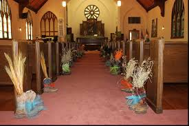 fabulous country church wedding decorations excellent wedding