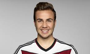 Mario Gotze Hairstyle Mario Gotze Hairstyle How To Style Your Hair Like Germany World