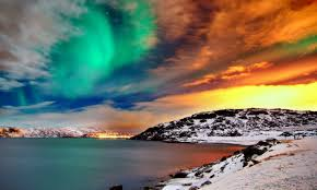Northern Lights Forecast Alaska 10 Best Places To View The Northern Lights Aurora Borealis