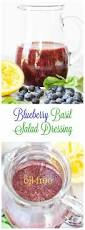 blueberry basil salad dressing veganosity