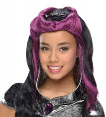 wigs for kids halloween pink wigs and purple wigs all nightmare factory costumes 1 of