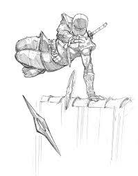 best 25 ninja art ideas on pinterest samurai ninja and samurai