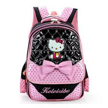 girls bag backpack kitty girls bag