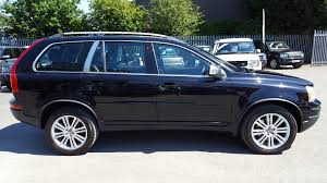 volvo history used volvo xc90 d5 executive massive specification sensible