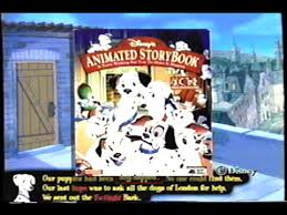 101 dalmatians animated storybook 1997 promo vhs capture
