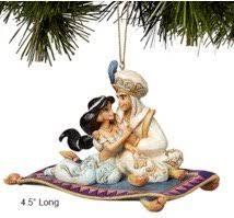 and on magic carpet ornament 2017 jim shore