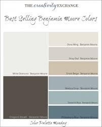 readers u0027 favorite paint colors color palette monday benjamin