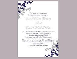 wedding invitation template download printable invitations