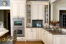 Dainty Cream Kitchen Cabinets Home Design Lover - Kitchen colors with cream cabinets