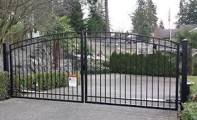 iron gates driveway gates fence wrought iron gates garden