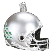 state helmet 64817 old world christmas ornament