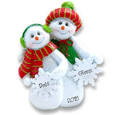 deb co snowman with snowflakes lt br gt